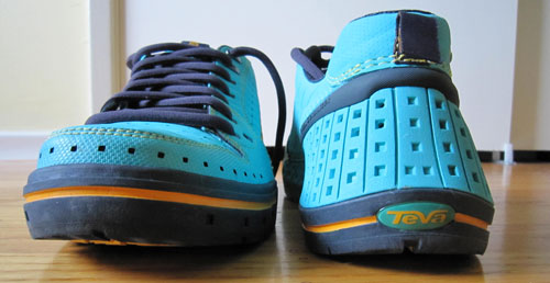 4440f915e74de Teva Gnarkosi Water Shoe Review - Wear Tested