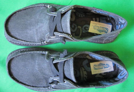 Simple Shoes Gummy Amp Take On Ribbon Suede Wear Tested