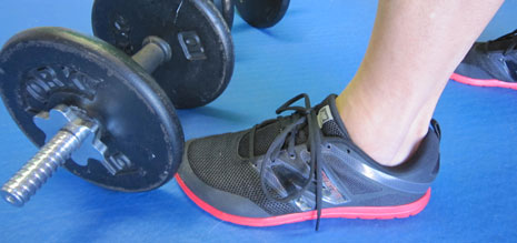 new balance minimus weight lifting