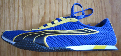 puma minimalist running shoes