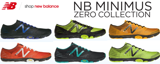 new balance minimus zero collection