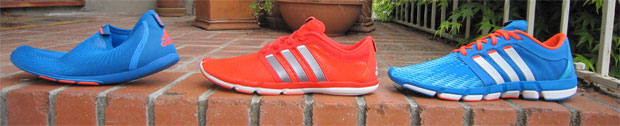 Adidas adipure Collection Sneak Preview Wear Tested