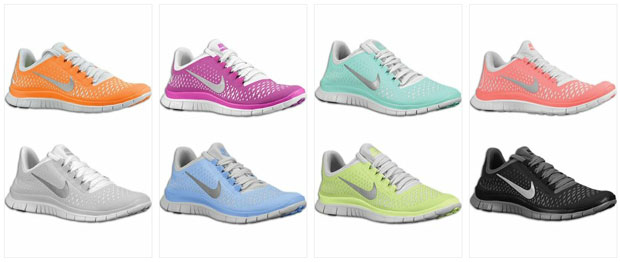 Womens nike free 3.0 v4 colors in spanish