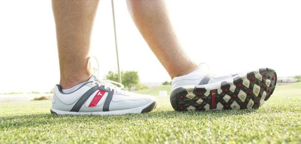 Barefoot Golf Shoes : TRUE Linkswear