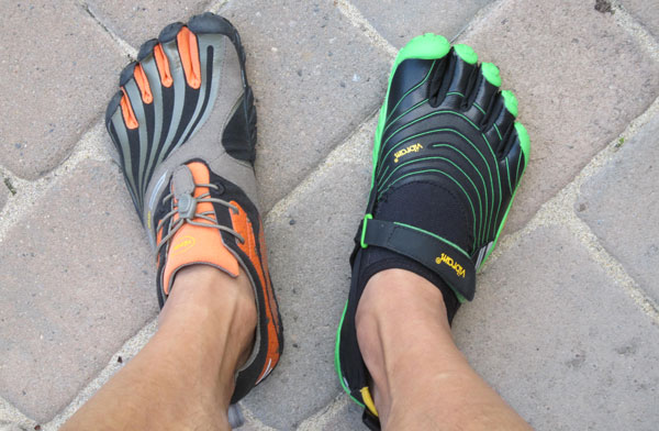 Vibram Five Fingers Spyridon Shoe
