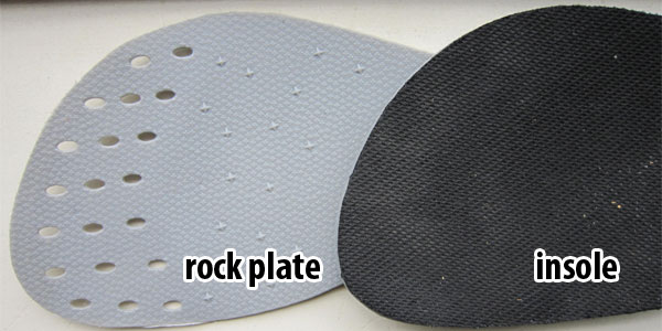 Rock Plate Shoes