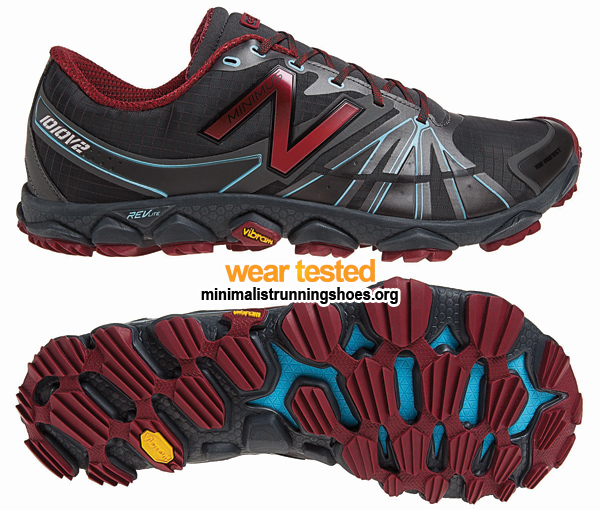 new balance 1010v2 minimus trail shoes