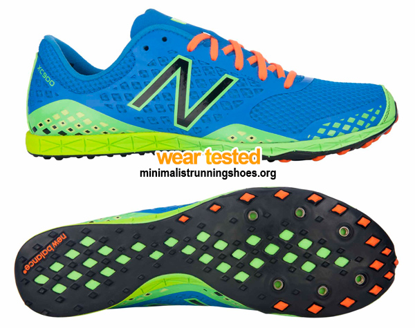 huge discount e3fd9 e99ad New Balance 2013 Cross Country shoes - Sneak Peek - Wear ...