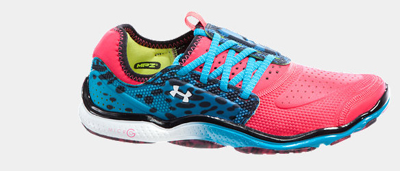 under armour micro g toxic six women's