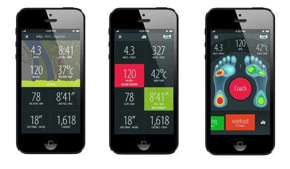 Sensoria-iPhone-App