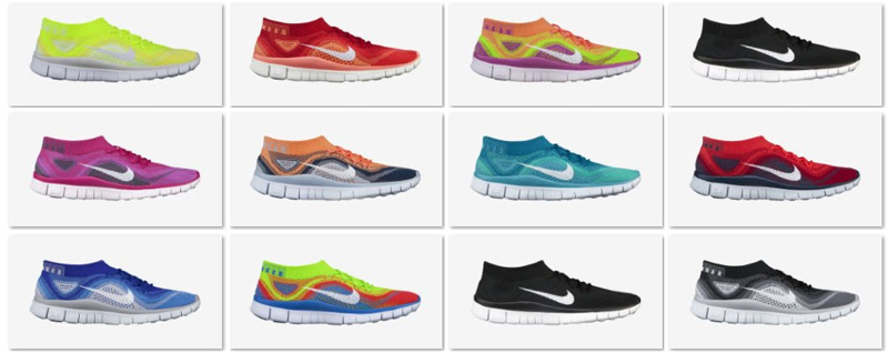 Nike-Free-Flyknit-colorways