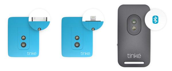 Zensorium-Tinke-devices