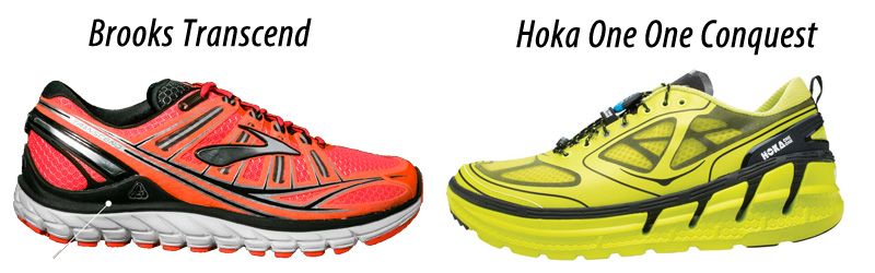 brooks-transcend-hoka-conquest