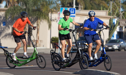 elliptigo-cornering