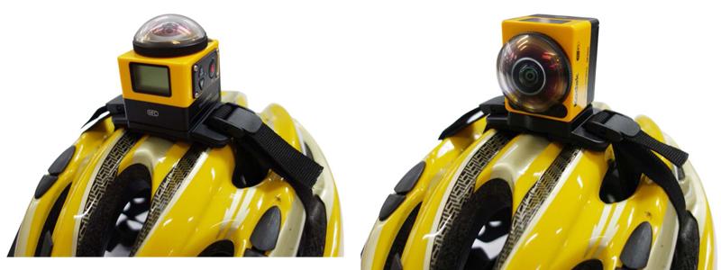 kodak-pixpro-helmet-mount