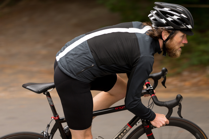 Ashmei-cycling-bib-shorts-softshell-jacket