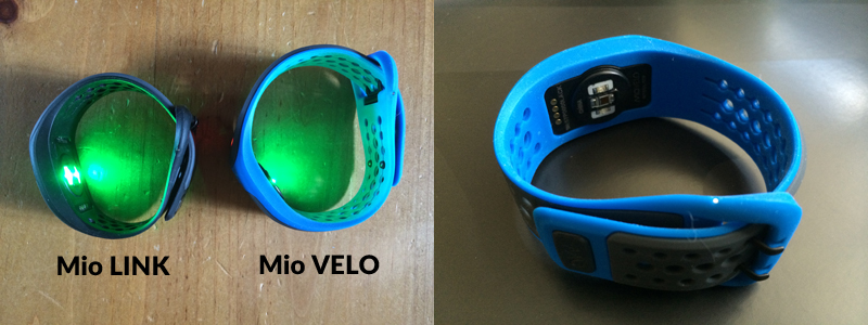 Mio VELO Cycling heart rate band - Wear Tested   Quick and