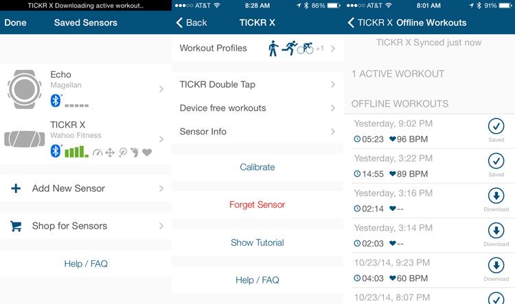 wahoo-fitness-TICKR-X-offline-screens