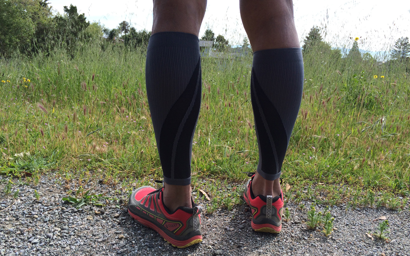 ace2da69525 Altra Running Interval 1.0 Compression Calf Sleeves - Wear Tested ...