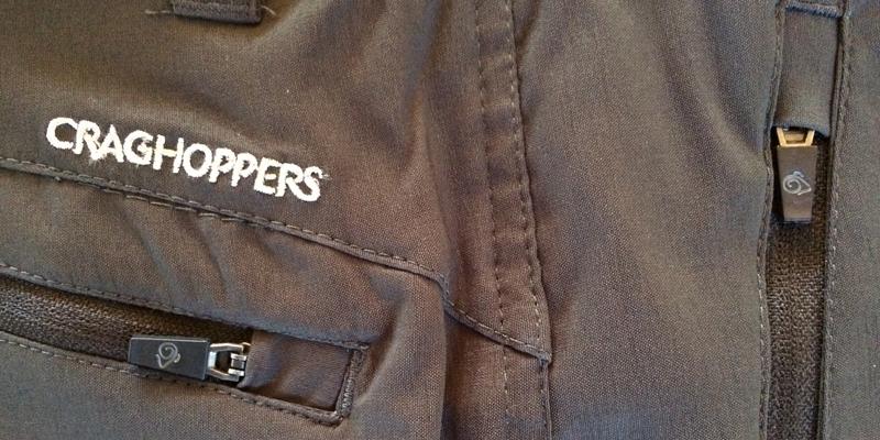 craghoppers-kiwi-pro-zipper-details