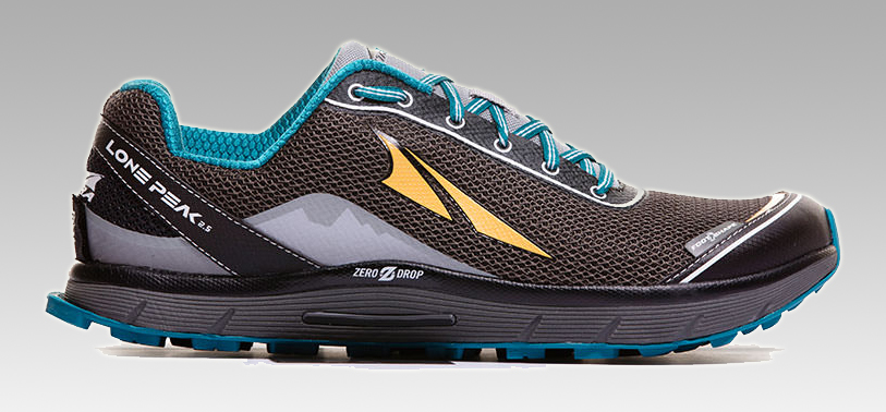 Beat those gnarly trails with the Altra Lone Peak 2.5