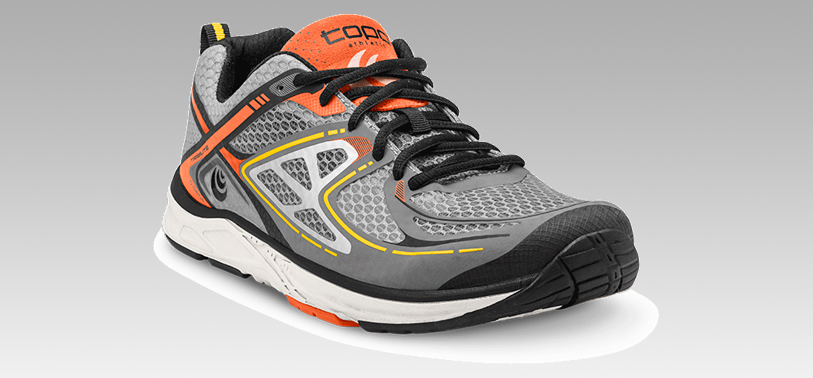 Tribute, a slightly cushioned speed trainer from Topo Athletic
