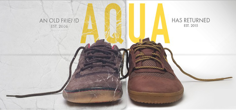 The VIVOBAREFOOT Aqua is back!