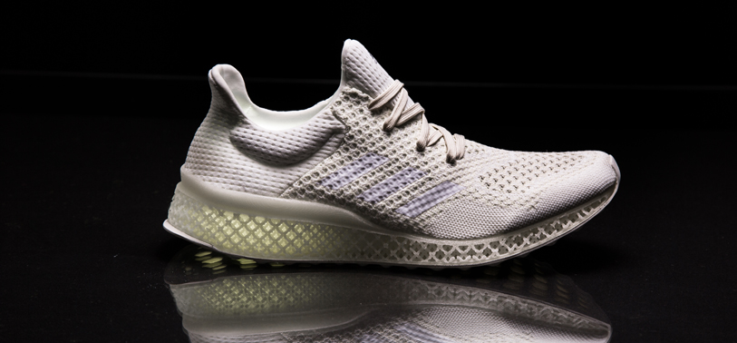 adidas Breaks the Mold with 3D-Printed Performance Footwear