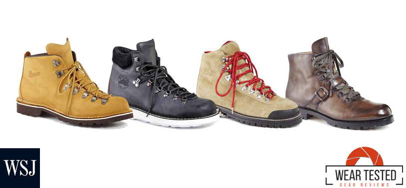 WSJ hiking boots and Zappos Fall top 5 boots but where are the minimalist boots?
