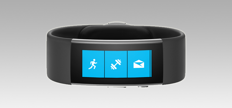 Live healthier and achieve more with the new Microsoft Band
