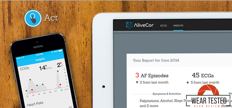 Keep your heart in check with AliveCor Mobile ECG