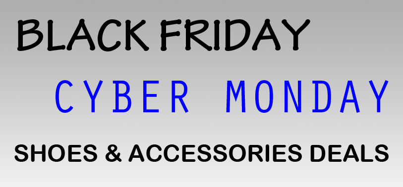 Holiday Shoe & Accessories Deals – Black Friday, Cyber Monday