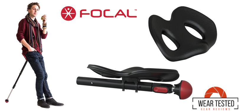 Save your back with Focal Upright Mogo