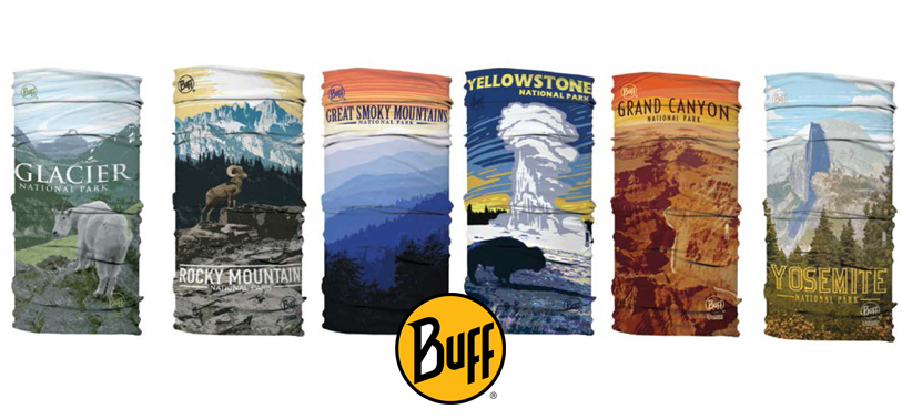 Buff Celebrates National Park Service Centennial