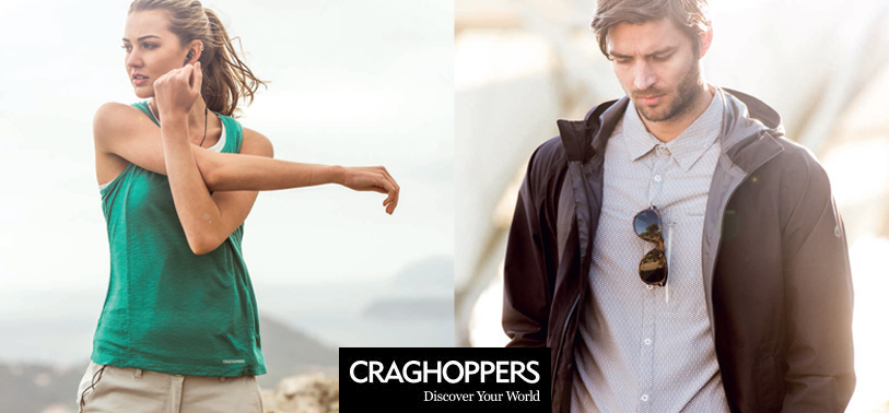 Craghoppers 2016 Spring Summer collection
