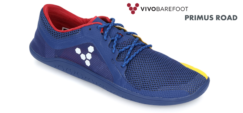 Meet VIVOBAREFOOT Primus Road, the new, super-lightweight road shoe