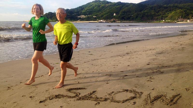 tanaka-beach-slow-jogging