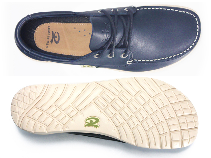 Lems Shoes Mariner Now Available In Navy Blue Wear Tested