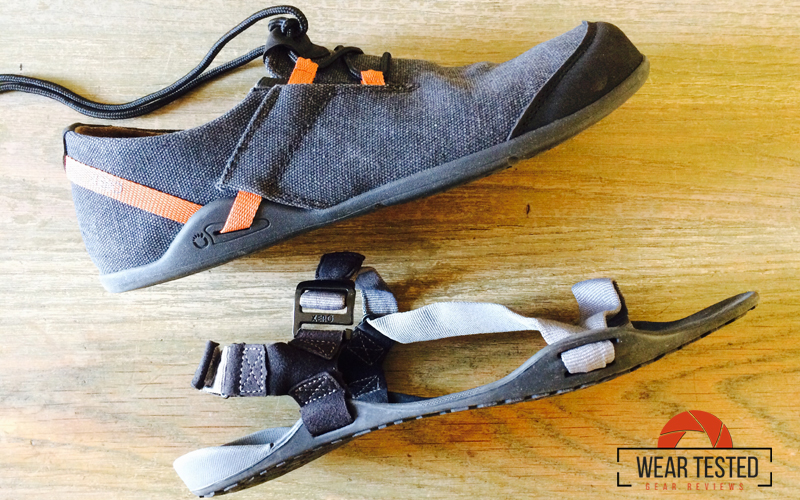 The Ipari Hana is currently available from Xero Shoes in three colorways  for men  Black Rust 4dec5120b02