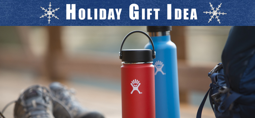 Holiday Gift Idea: Hydro Flask 18oz Wide Mouth Insulated Bottle