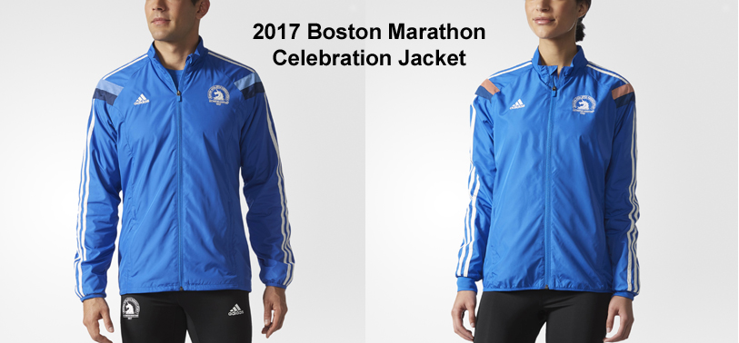 2017 Boston Marathon Celebration Jacket