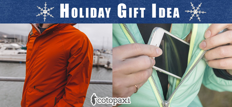Holiday Gift Idea: Cotopaxi Jackets – Tikal & Pacaya