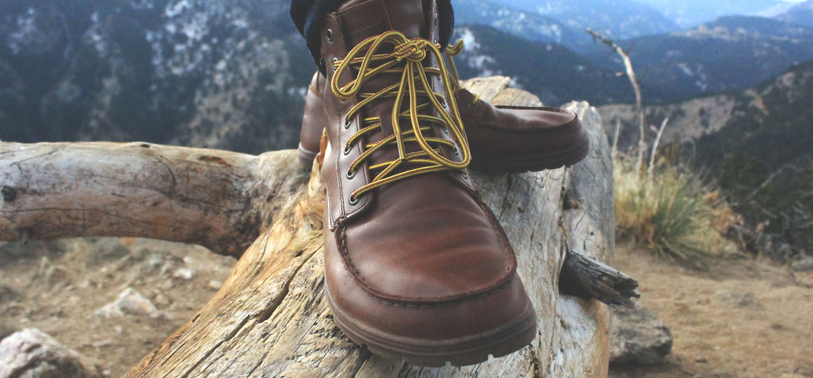 LEMs Shoes Boulder Boot Leather now available!