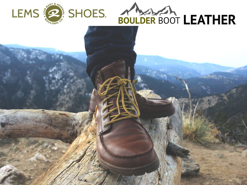 ea6811221c1 LEMs Shoes Boulder Boot Leather now available! - Wear Tested | Quick ...