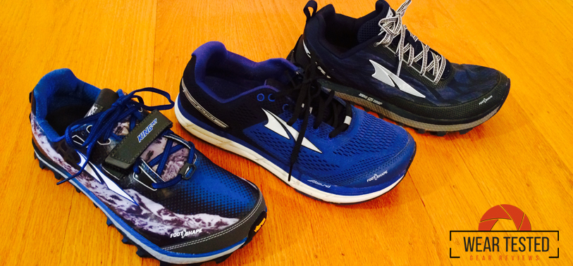 Sneak Peek: Altra King MT, Superior 3, Instinct 4