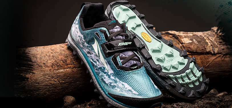 Blaze the gnarly trails with Altra King MT