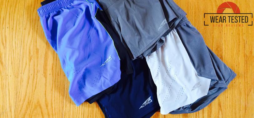 Altra Running Shorts: Spring/Summer '17 Apparel