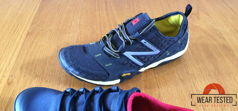 The second barefoot revolution continues with New Balance Minimus Trail: 10v1 & 10v4