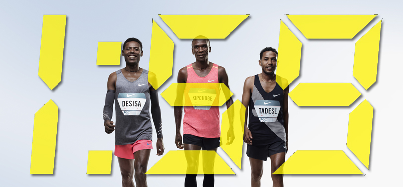 Nike Breaking2 Race Date and What You Need to Know to Watch it