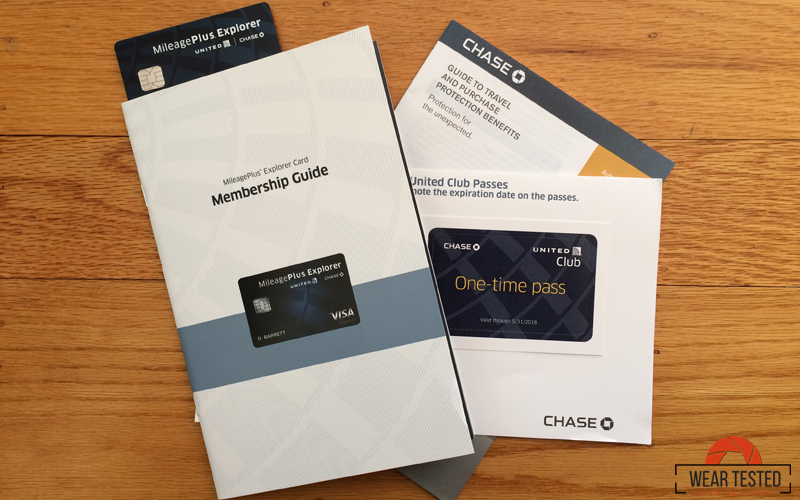 Chase United Mileageplus Explorer Card Review Wear Tested Quick